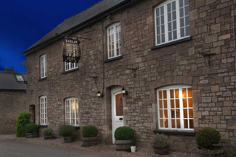 Stunning country pub is being raffled off – and could be yours for a tenner