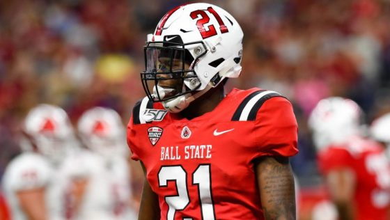 Bengals sign six undrafted free agents