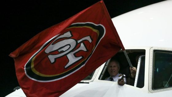 49ers have the NFL's worst travel distance disadvantage