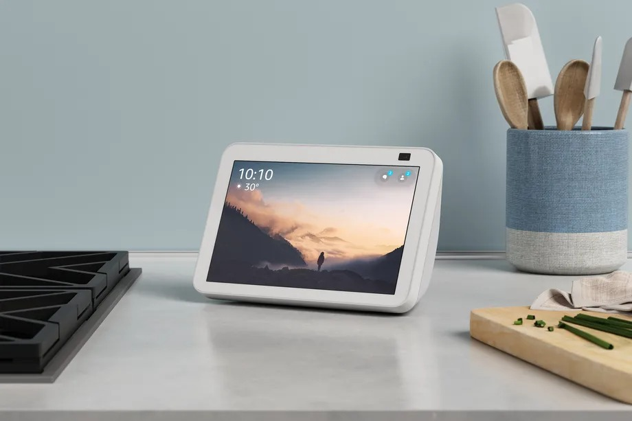Amazon updates the Echo Show 8 and 5 with better cameras